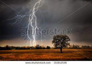 stock-photo-lightning-over-field-151812536