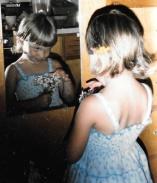 Michelle in the mirror 2